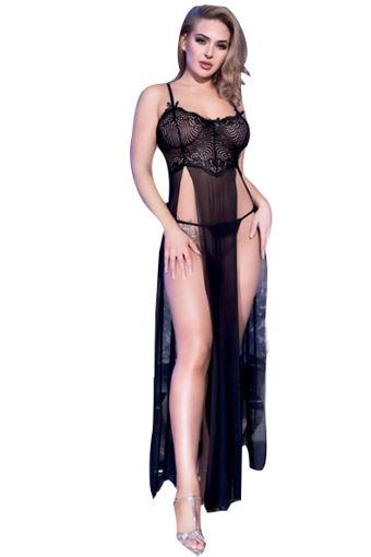 Wholesale  Amazing black lingerie